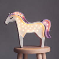 Little Lights lamp horse