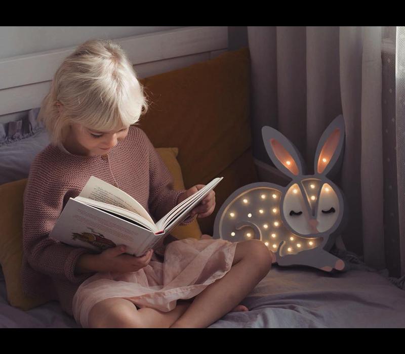 Little Lights Lampe Hase Schneewittchen