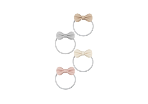 Mimi & Lula hair bows Gracie with bow, 4 pack
