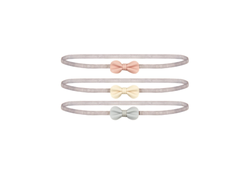 Mimi & Lula hair bands Gracie with bow, 3 pack