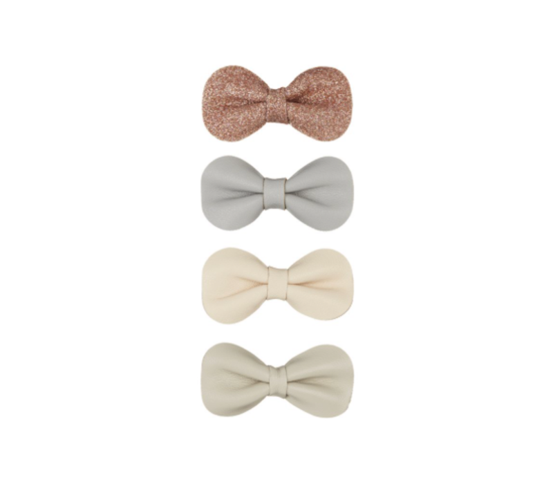 Mimi & Lula hair clips Gracie Bow with bows, 4 pack