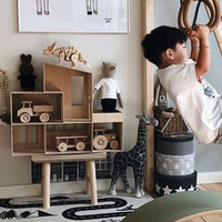 STYLEGUIDE || Jungle kinderkamer