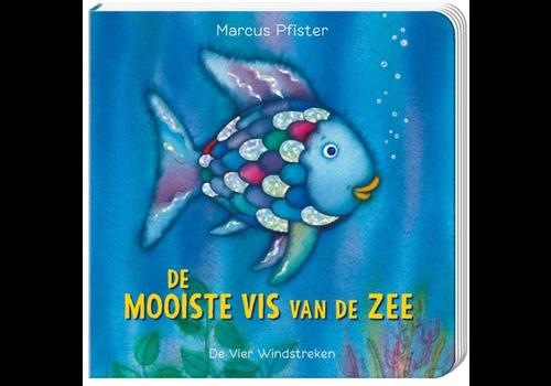 Book The most beautiful fish of the sea - cardboard book