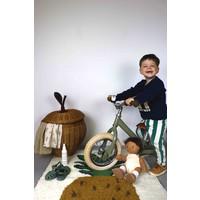 Trybike steel vintage green tricycle