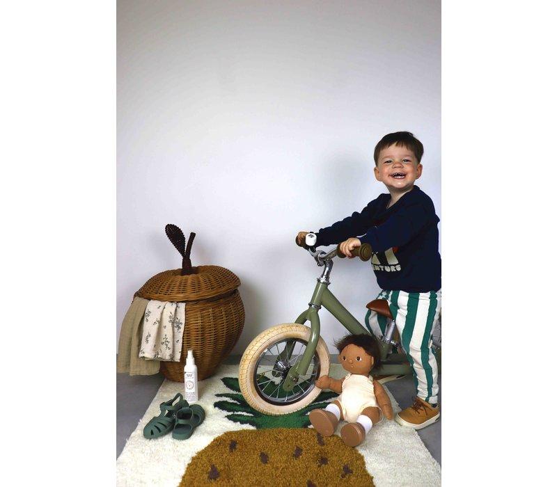 Trybike Stahl Vintage grün Dreirad