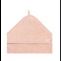 Jollein Bath cape terry 75x75cm pale pink