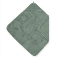Jollein Bath Cape Terry 75x75cm aschgrün