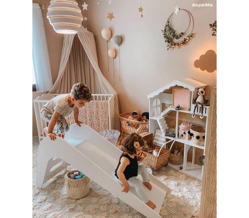 Jupiduu Children's slide white