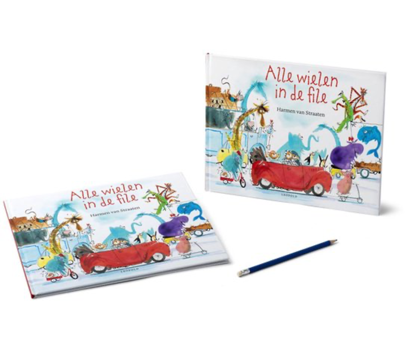 Book All wheels in traffic