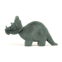 Jellycat knuffel Fossilly Triceratops
