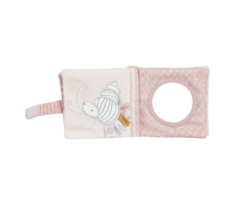 Little Dutch Buggy Booklet - Pink