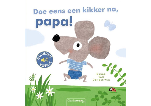 Book Imitate a frog, Daddy! (audio booklet)