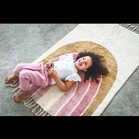 Tapis Petit carpet Rainbow - 90x130