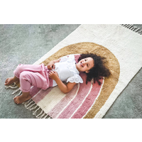 Tapis Petit Teppich Regenbogen - 90x130