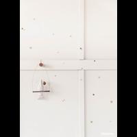 Bibelotte wall stickers Confetti terra / powder pink