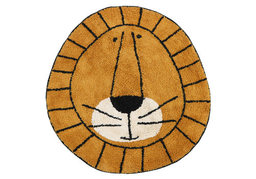 Tapis Petit carpet Lion - 100x100