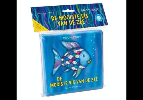 Boek De mooiste vis van de zee - badboekje