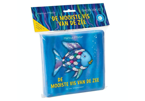 Book The most beautiful fish in the sea - bath book