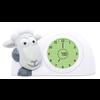 Zazu sleep alarm Sheep Sam gray