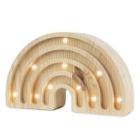 Little Lights rainbow mini wood