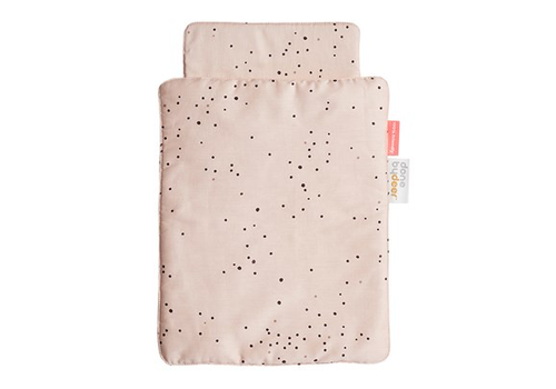 Done by Deer, Dreamy Dots poppendekbedje, powder