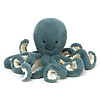 Jellycat knuffel storm little octopus