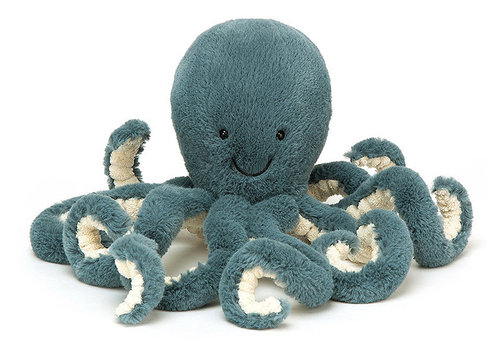 Jellycat hug storm little octopus