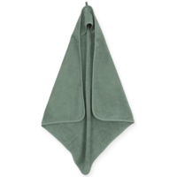 Jollein Bath cape terry 75x75cm ash green