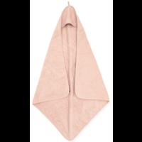 Jollein Badcape badstof 75x75cm pale pink