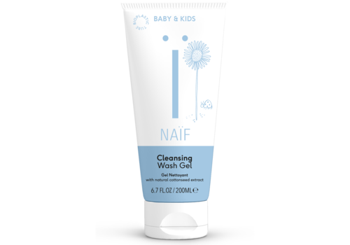 Naïf Care wash gel