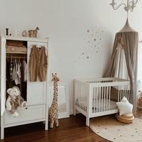 STYLEGUIDE || 3x babykamer stijlen