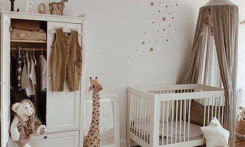 STYLEGUIDE    3x babykamer stijlen