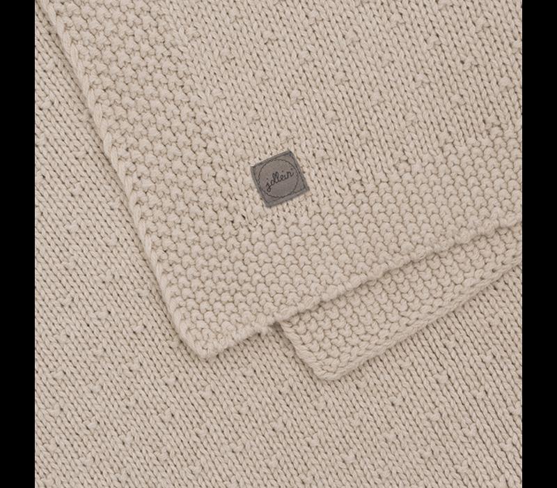 Jollein deken bliss knit nougat  100x150
