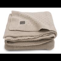 Jollein deken bliss knit nougat  75x100
