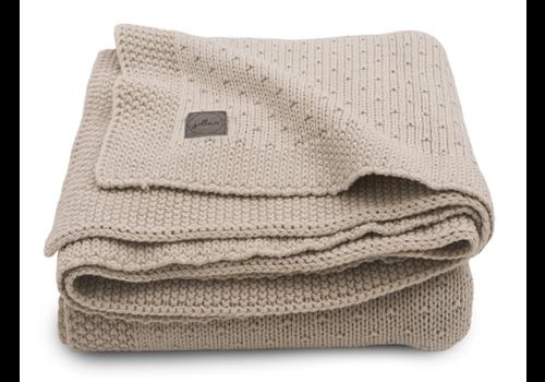 Jollein blanket bliss knit nougat 75x100