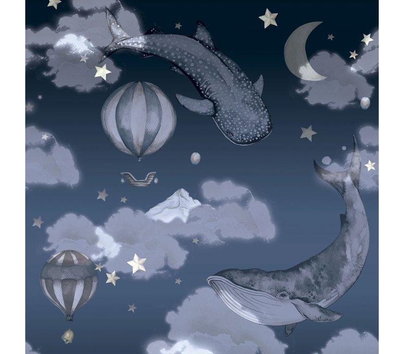 Dekornik behang - Night Night