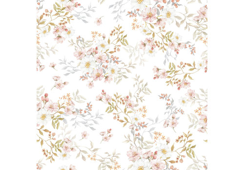 Dekornik wallpaper - Pastels In Bloom