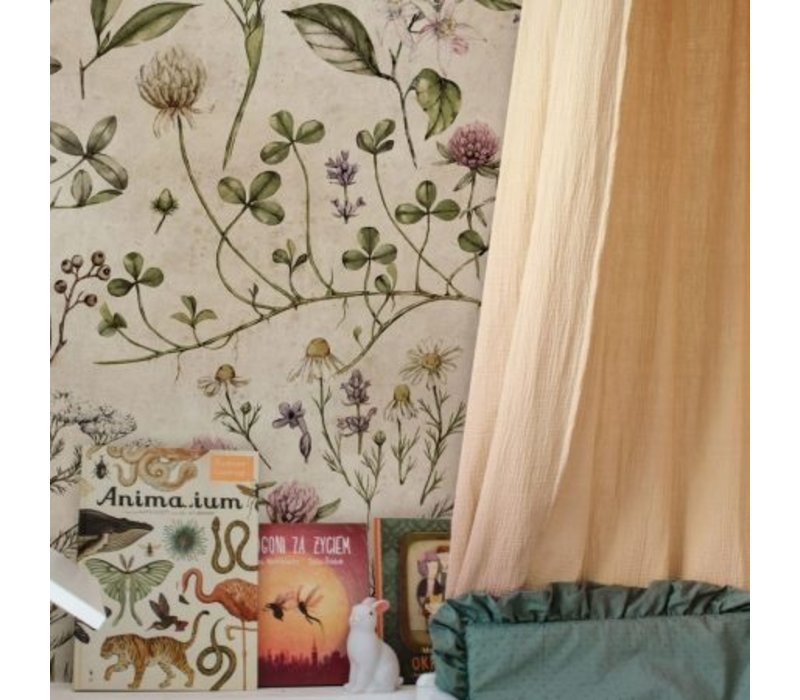 Dekornik behang - Vintage Illustration