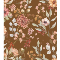 Dekornik Tapete - Autumn Meadow Brown
