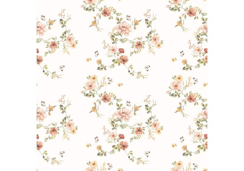 Dekornik Tapete - Blumen Vintage