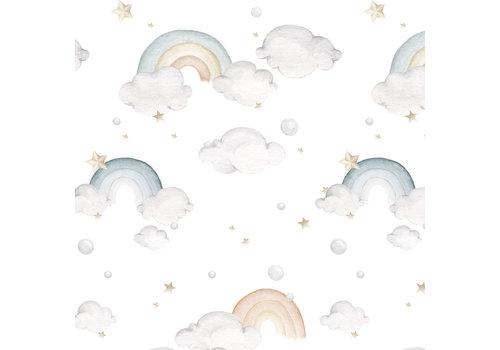 Dekornik wallpaper - Rainbows