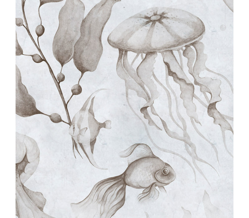Dekornik behang - Magic Of The Ocean Vintage
