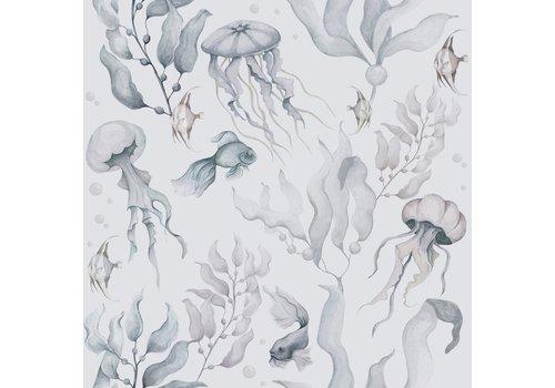 Dekornik Tapete - Magie des Ozeans Farbe