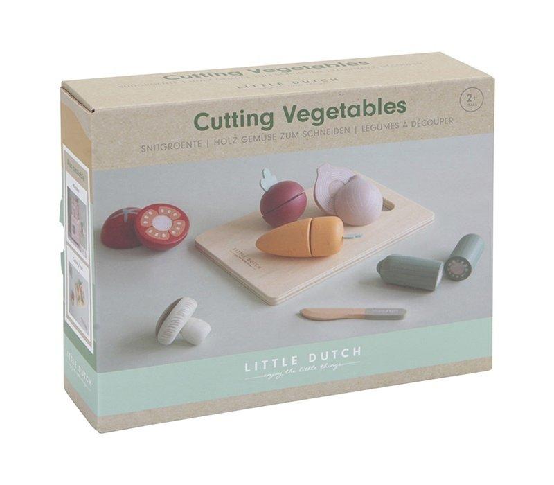 Little Dutch cut vegetables