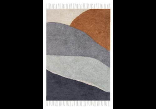 Horizon Blue Teppich 130x90cm