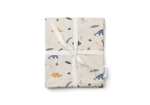 Liewood duvet cover Dino mix