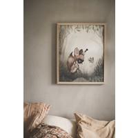 Frau. Mighetto Poster Mr. Noah 40 x 50