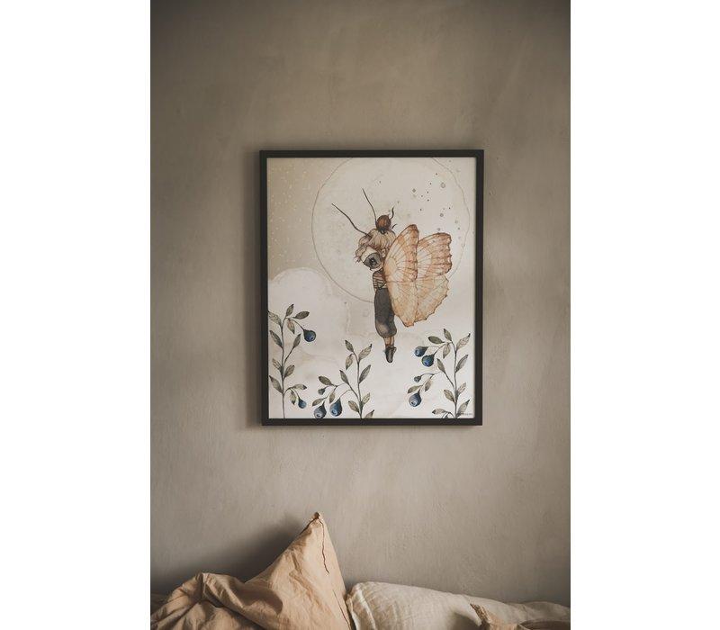 Frau. Mighetto Poster Emily 40 x 50