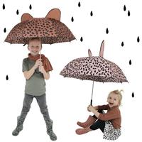 VanPauline Paraplu Brown/Pink Dots Naam