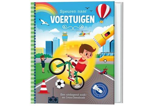 Buchverfolgung zu Rotkäppchen (Taschenlampenbuch) - Copy